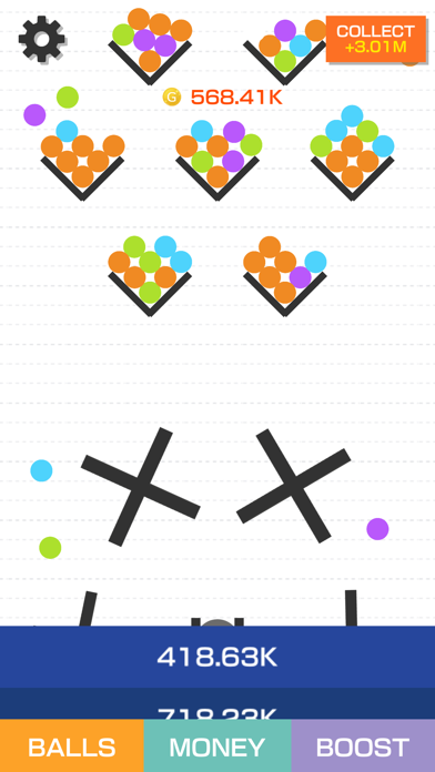 Idle Ball Screenshot