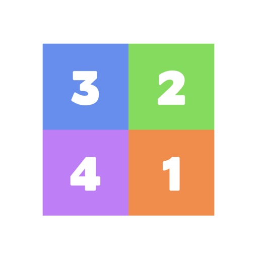 Number Tap - Merge Blocks