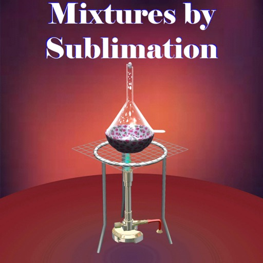 Mixtures by Sublimation