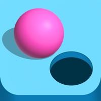 Enter ball Hole - Flat scroll