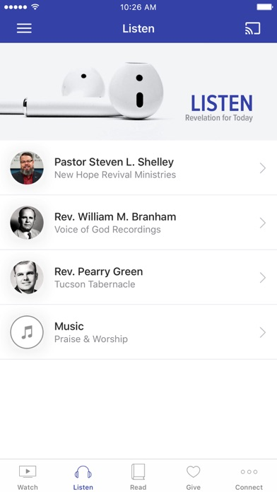Screenshot #5 for New Hope Revival Ministries