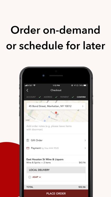 Minibar Delivery: Get Alcohol screenshot-4