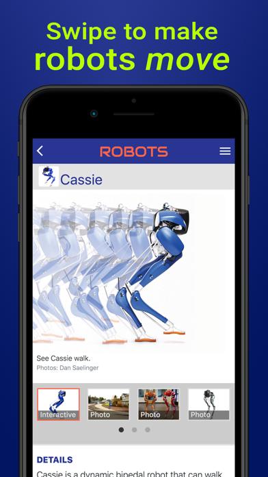 Robots Guide screenshot 3