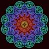 Mandala Maker: symmetry doodle