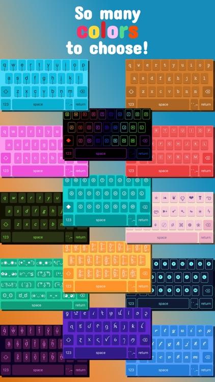 Font Keyboard - Cool Fonts