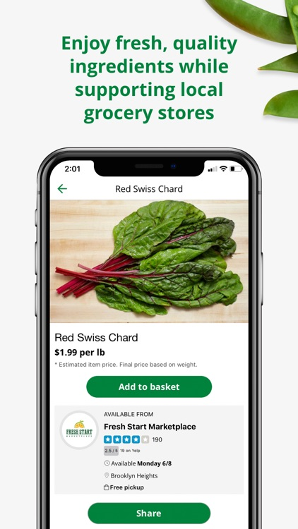 Mercato: Grocery Delivery screenshot-3