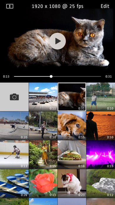 Video Zoom! - Apply Zoom, Crop Screenshots