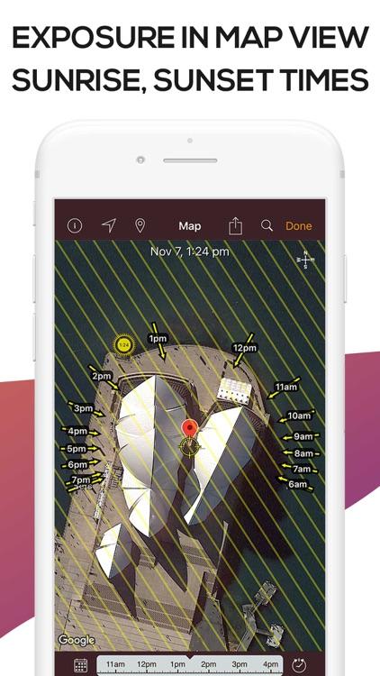 Sun Seeker Sun Tracker Compass screenshot-9