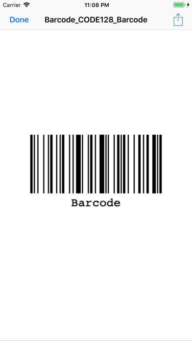 Screenshot for Multi Barcode Generator in Venezuela App Store