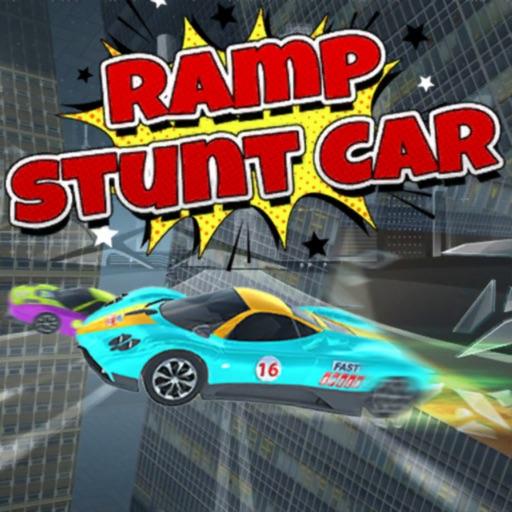 Ramp Stunt Car