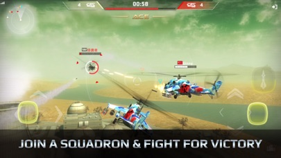 Screenshot from Battle Copters