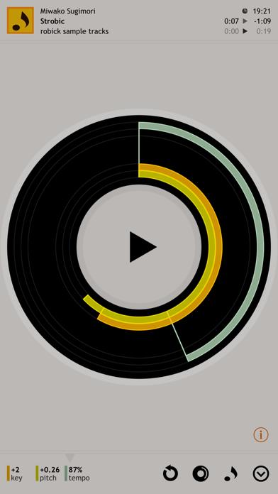robick - 耳コピ用プレイヤーのおすすめ画像3