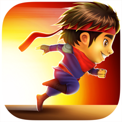 Ninja Kid Run: Racing Game