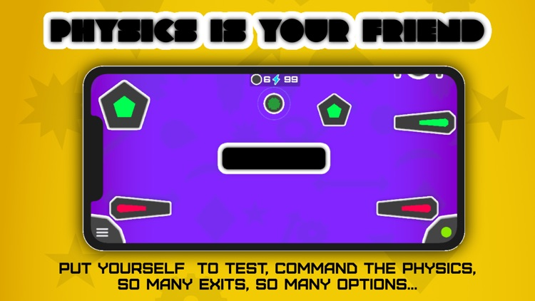 Bounce King : The Puzzle screenshot-5