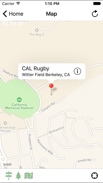 Rugby - Cal Bears Edition screenshot-3