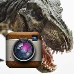 Dino Camera - Virtual Stickers