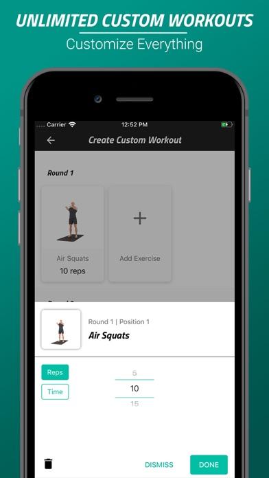 Spartan Home Workouts - Proのおすすめ画像4