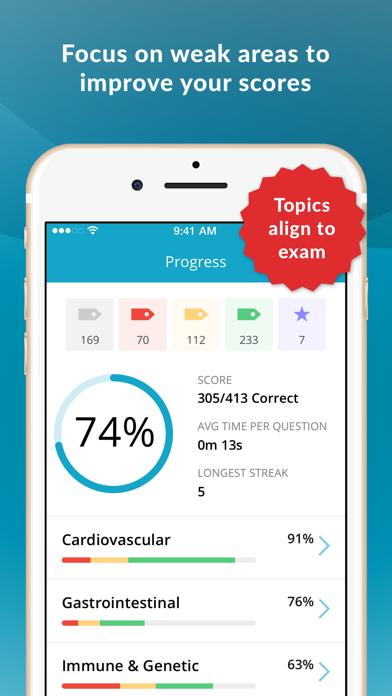 AGNP: Adult-Gero Exam Prep screenshot 1