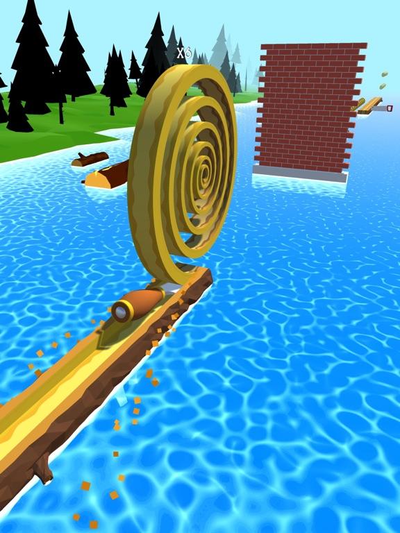 Spiral Roll screenshot