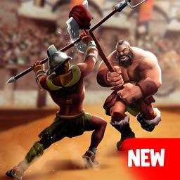 Gladiator Hero: Strategy Games