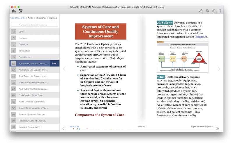 AHA eBook Reader скриншот программы 3