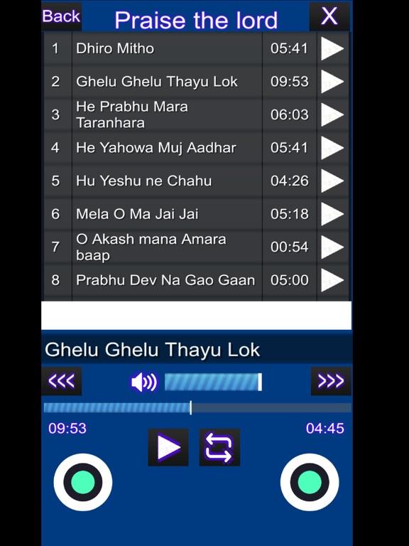 Prayer & Worship Songs screenshot 8