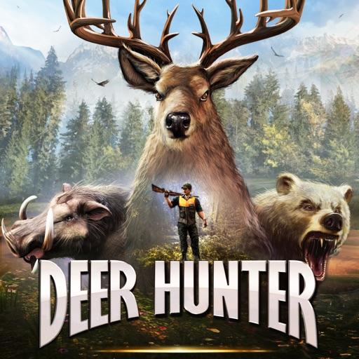 Deer Hunter™ iOS Hack Android Mod