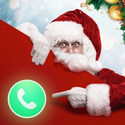 My Santa Video Call