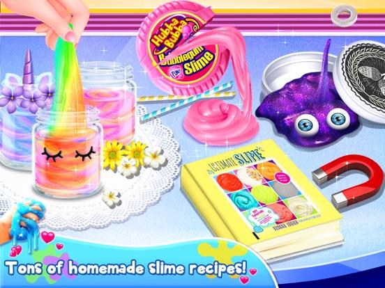 Unicorn Slime: Cooking Games screenshot 10