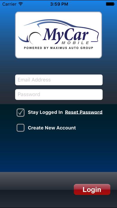 MyCar MobileScreenshot of 1