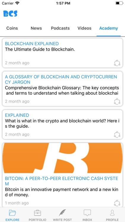 The Blockchain Story screenshot-4