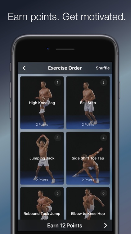 Adrian James: HIIT screenshot-1
