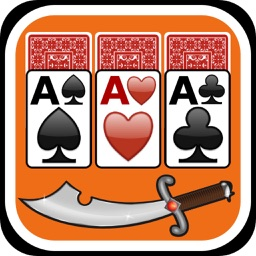 Forty Thieves Solitaire!
