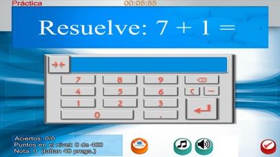 Screenshot for Rápido y Preciso 2019 Prim 6o in Egypt App Store