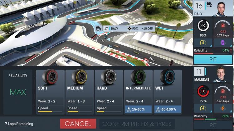 Motorsport Manager Racing screenshot-5