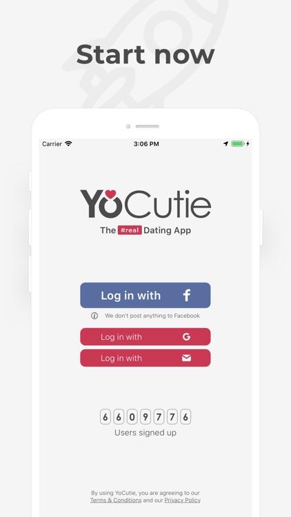 YoCutie - The #real Dating App screenshot-5