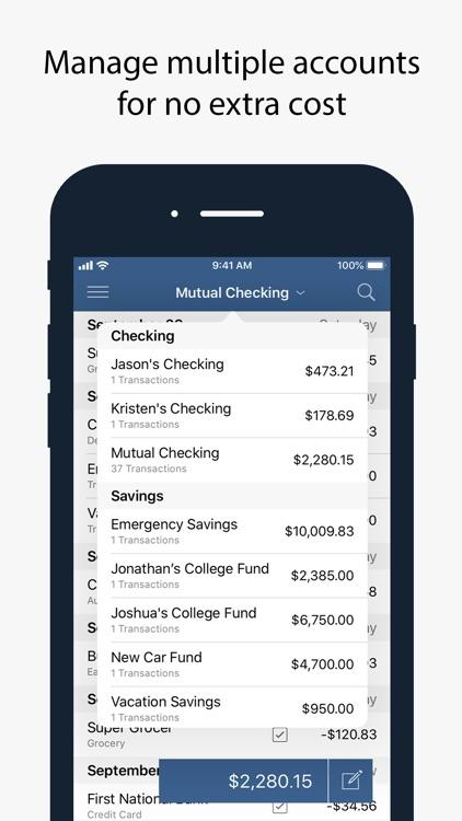 Numero: Personal Finance