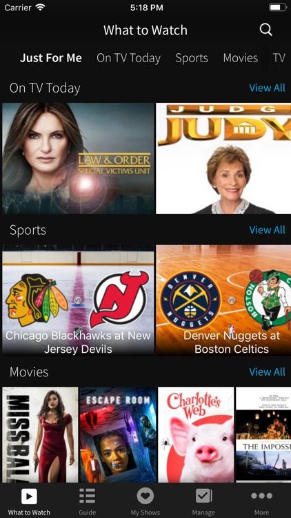 TiVo screenshot-0