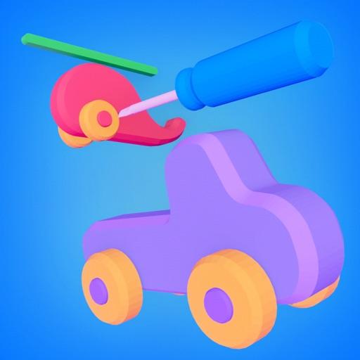 Toy Shop 3D