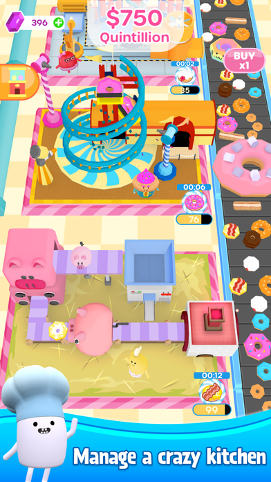 Donuts Inc. screenshot one