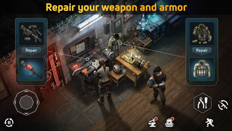 Dawn of Zombies: The Survival screenshot-5