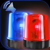 Police siren lights & sounds