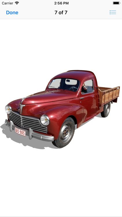 Red Truck Stickers screenshot-8