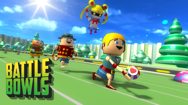 Battle Bowls screenshot-0