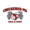 Pigs R Us inc - Checkered Pig  artwork