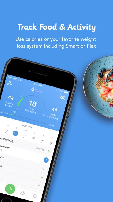 iTrackBites: Smart Weight Loss - AppRecs