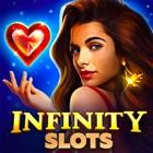 Infinity Slots: Caça-Níqueis icon