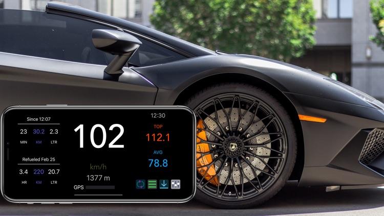 MySpeed - Speedometer & Fuel