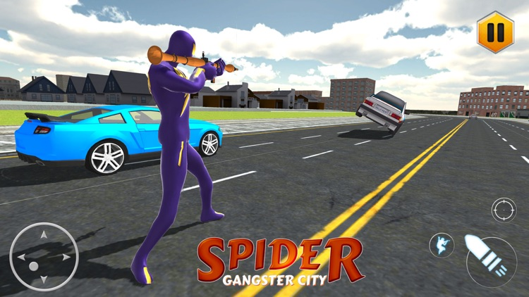 Superhero Crime City Vegas