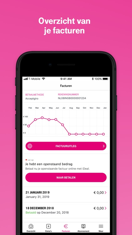 My T-Mobile - Nederland screenshot-3